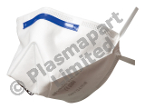 3M K112 Particulate Respirator FFP 2 Valved - Pack of 10 PP20009