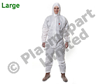 3M 4515 Disposable Suit Type 5/6 - Large PP20012