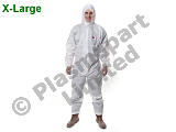 3M 4515 Disposable Suit Type 5/6 - X-Large PP20013