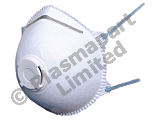 P2V FFP2V Valved Respirator - Box of 10 PP20182