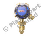 Single Stage - Plugged Oxygen Regulator 10 Bar PP22010