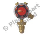 Single Stage - Plugged Acetylene Regulator 1.5 Bar PP22011