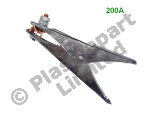 Earth Clamp - Crocodile Type - 200A PP23063