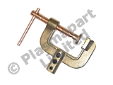 Earth Clamp - G Type - Brass - 600A PP23076