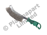 Scratch Brush - Stainless Steel - Green PP23090