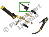 Profax Torch Lever Assembly with Screw AEC-408 PP23095