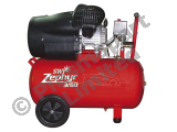 3HP V Twin 50 Litre Compressor With Cast Iron Cylinders PP404