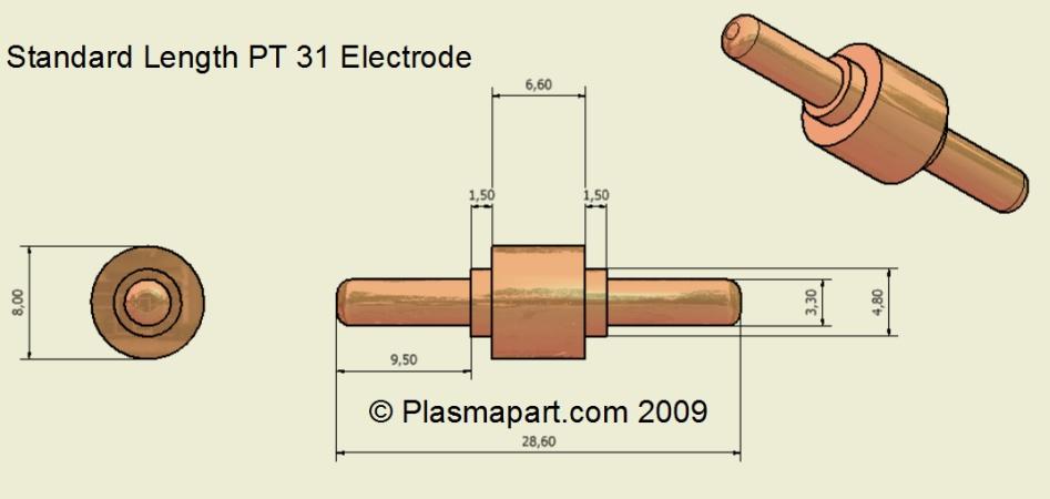 PT31 Standard Electrode
