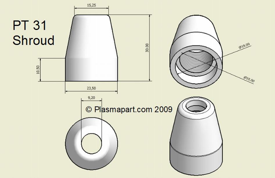 PT31 Shroud