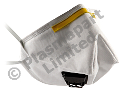 3M K111 Particulate Respirator FFP 1 Valved - Pack of 10 PP20008