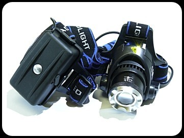 6W CREE Headtorch